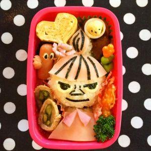 。すーちゃんのお弁当