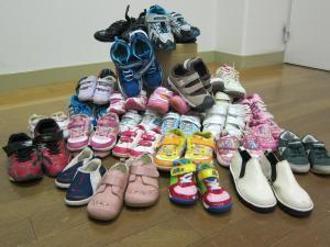 吉田重信 靴