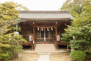 意賀美神社