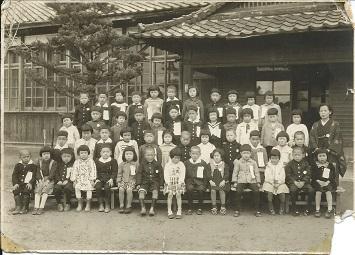 幼き頃・・・8・・洋子になりたかった!