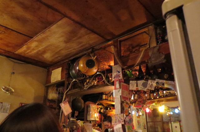 久々に妖しい京都の店・村屋に