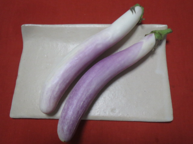 「うす紫なす」