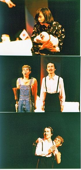 「日の丸」舞台写真