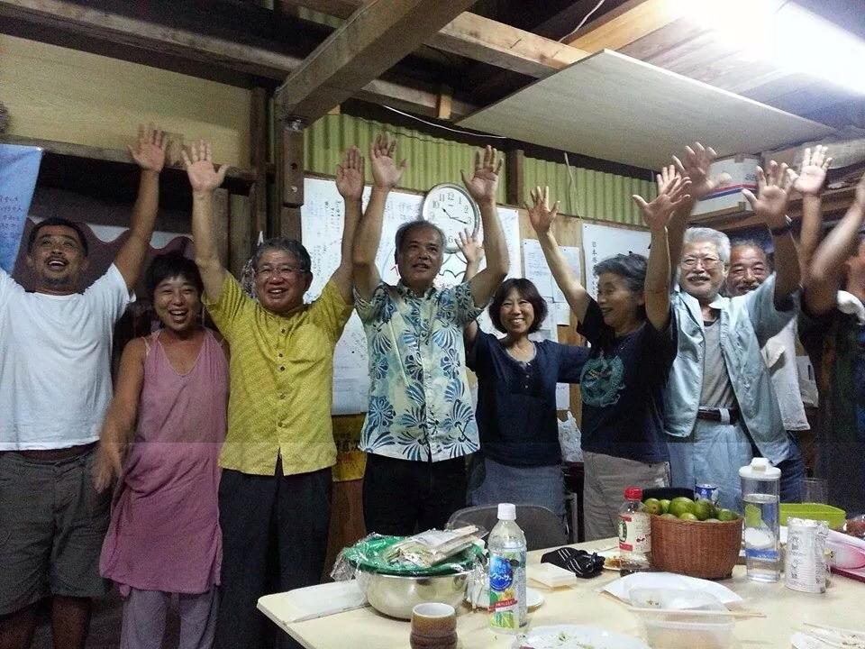 名護市長選と東村議選挙・そして辺野古