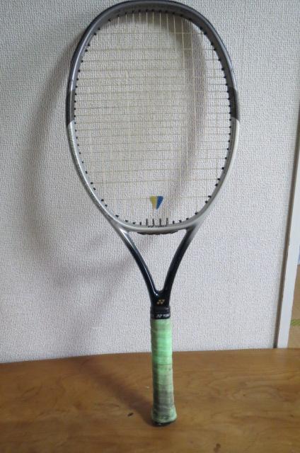 N君とテニスと私・・1