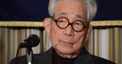大江健三郎氏、鎌田慧氏が会見。