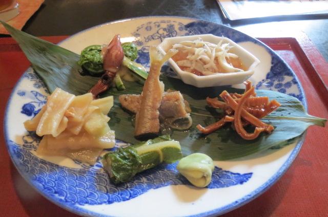 「阿吽坊」お昼の食事・