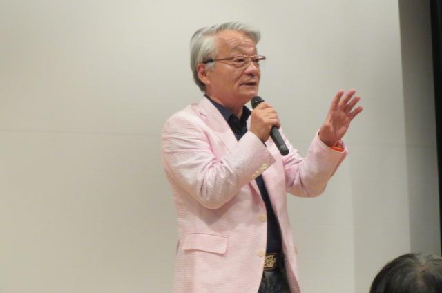 「日本と原発」上映会と監督の話