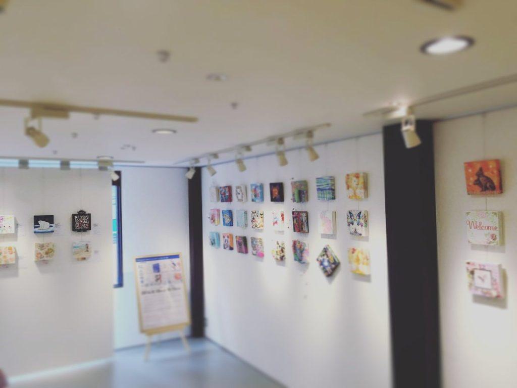 52人の作家・3Dキャンパス展