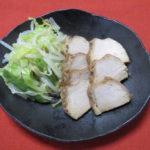 「鶏むね肉の梅煮」