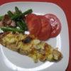 「鮭のマヨネーズ焼き」