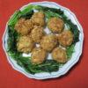 豆腐とツナの団子揚げ